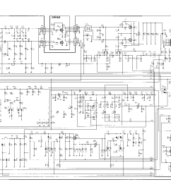icom ic 706mkii schematic service manual 2nd page  [ 1950 x 905 Pixel ]
