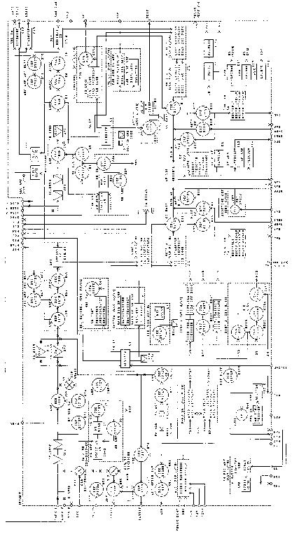 KENWOOD TS-790 SCH Service Manual download, schematics