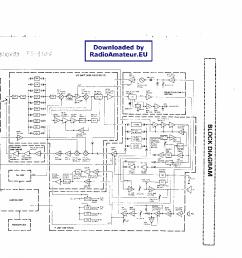 kenwood ts430s service manual 1st page  [ 1489 x 1053 Pixel ]