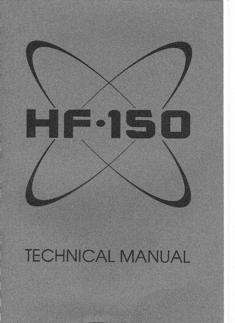 LOWE HF150TS Service Manual download, schematics, eeprom