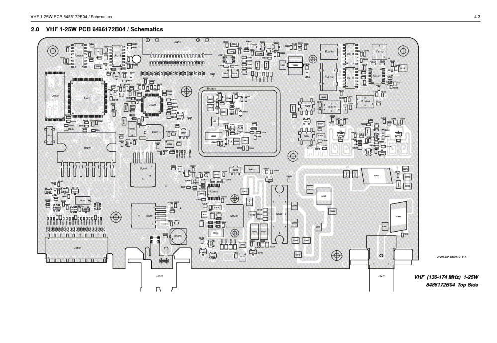 medium resolution of motorola gm series vhf service manual 1st page