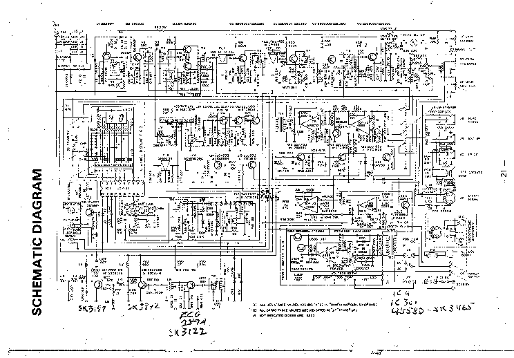 REALISTIC TRC-432 Service Manual download, schematics