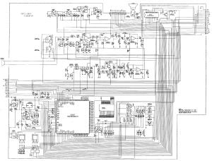 YAESU FT26A Service Manual download, schematics, eeprom