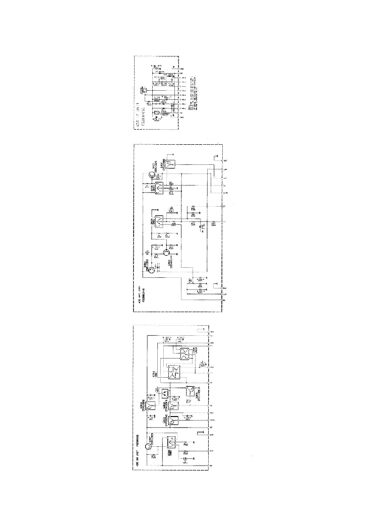 YAESU FT-530 Service Manual download, schematics, eeprom
