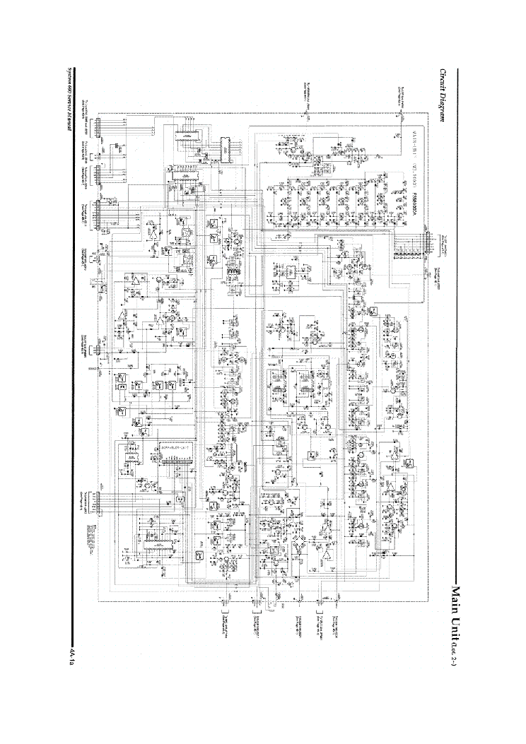 YAESU FT-600 Service Manual download, schematics, eeprom