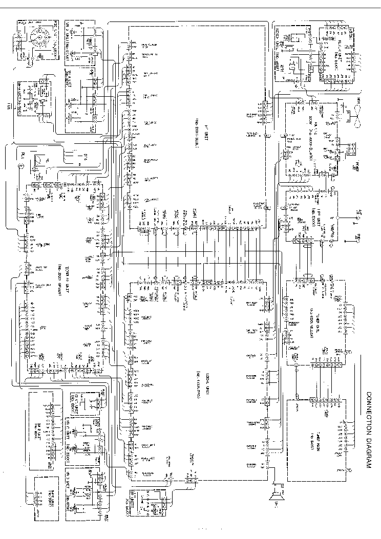 YAESU FT-890 Service Manual download, schematics, eeprom
