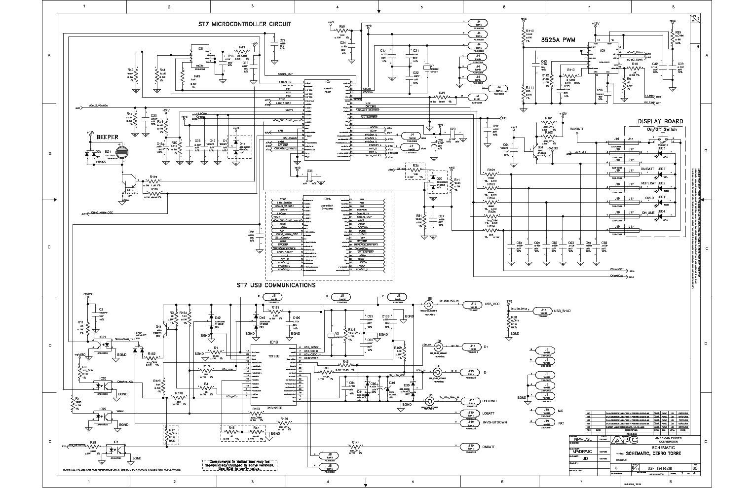ups wiring diagram circuit 1997 toyota 4runner stereo apc library