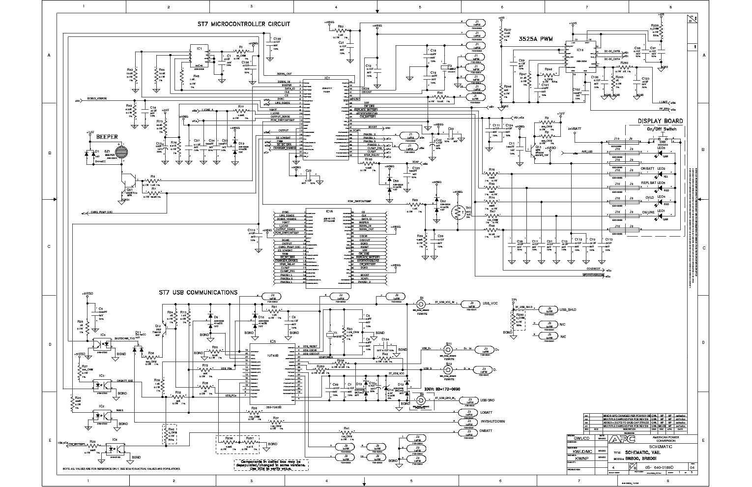 Apc Smart Ups Wiring Diagrams