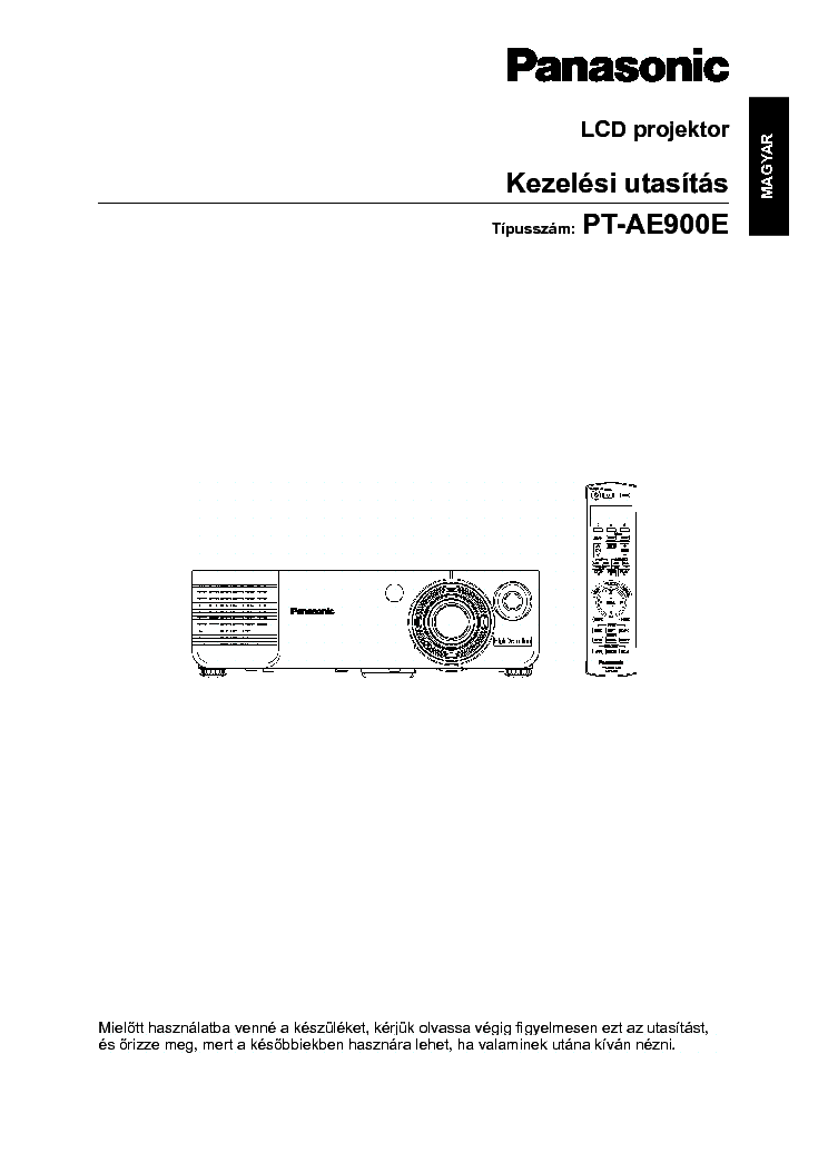 PANASONIC UF-4100 Service Manual free download, schematics