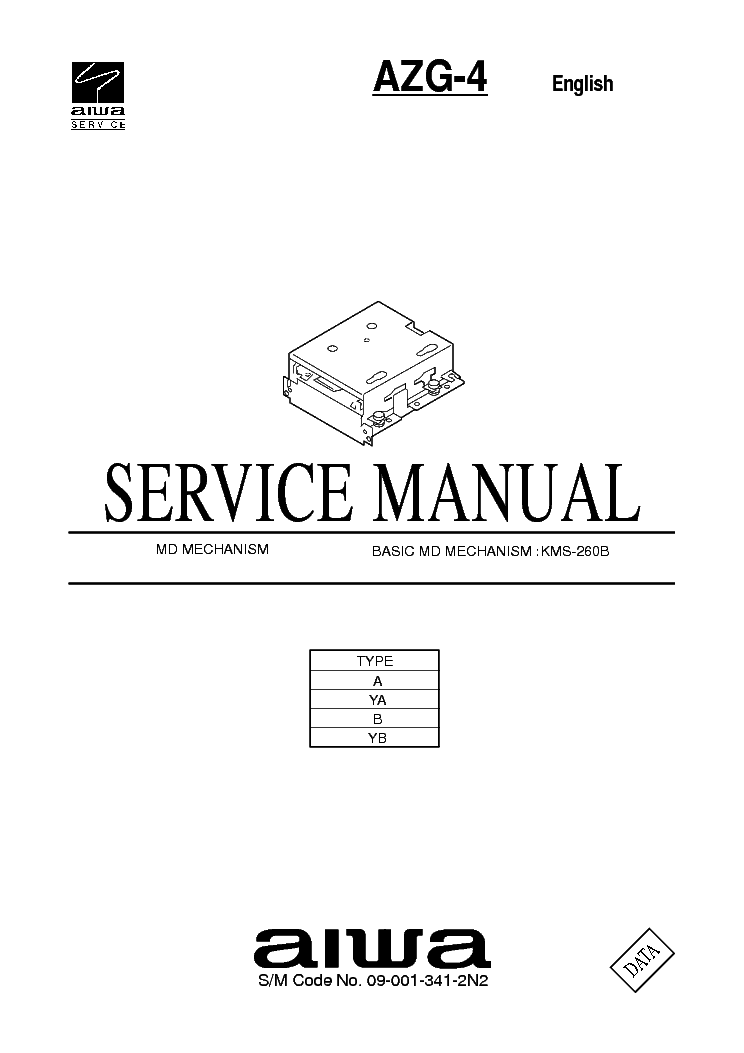 AIWA NSX-990 SCH Service Manual download, schematics