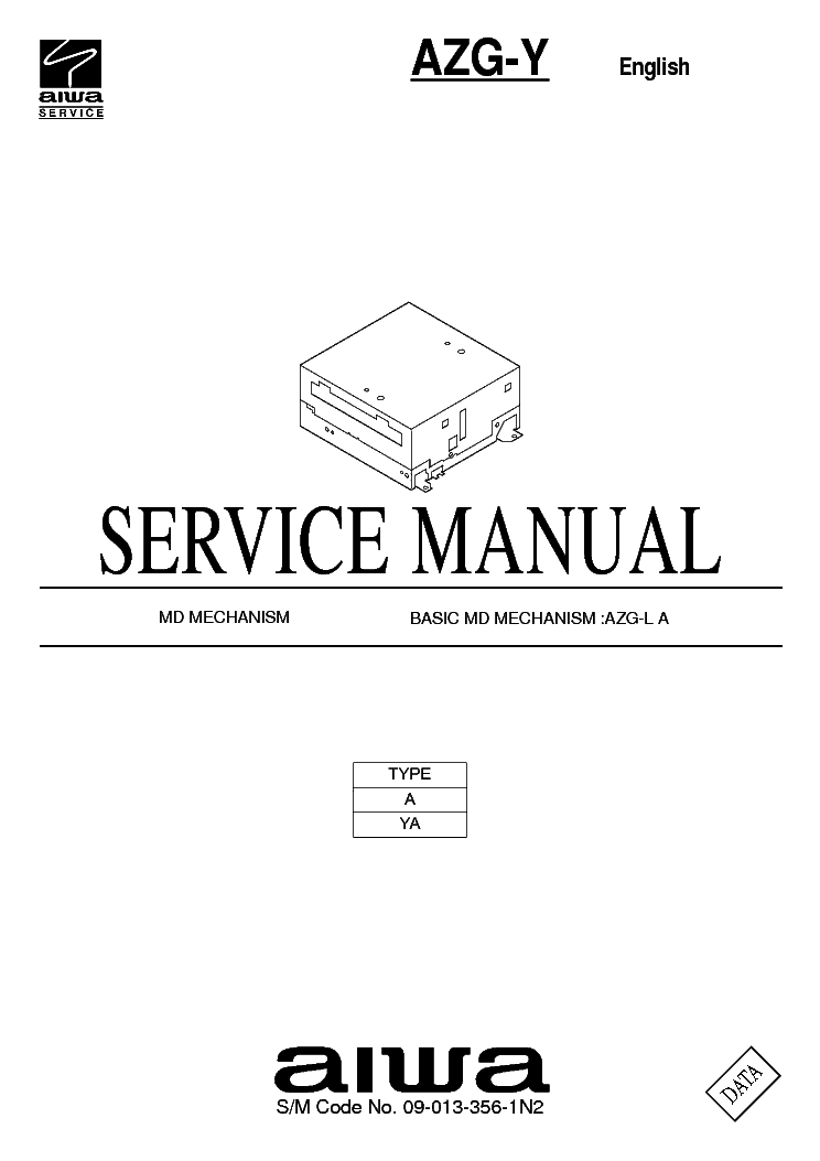 AIWA NSX-T9 Service Manual download, schematics, eeprom