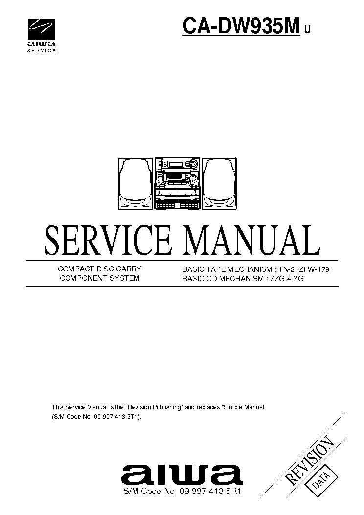 [MANUALS] Jvc Ca Exa1 Repair Service Manual [PDF] FULL