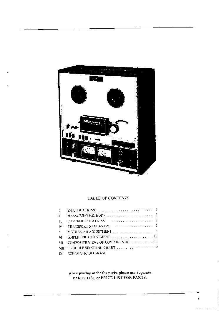 AKAI 250D SM Service Manual download, schematics, eeprom