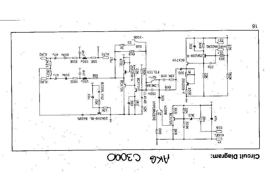 AKG C3000 MANUAL PDF