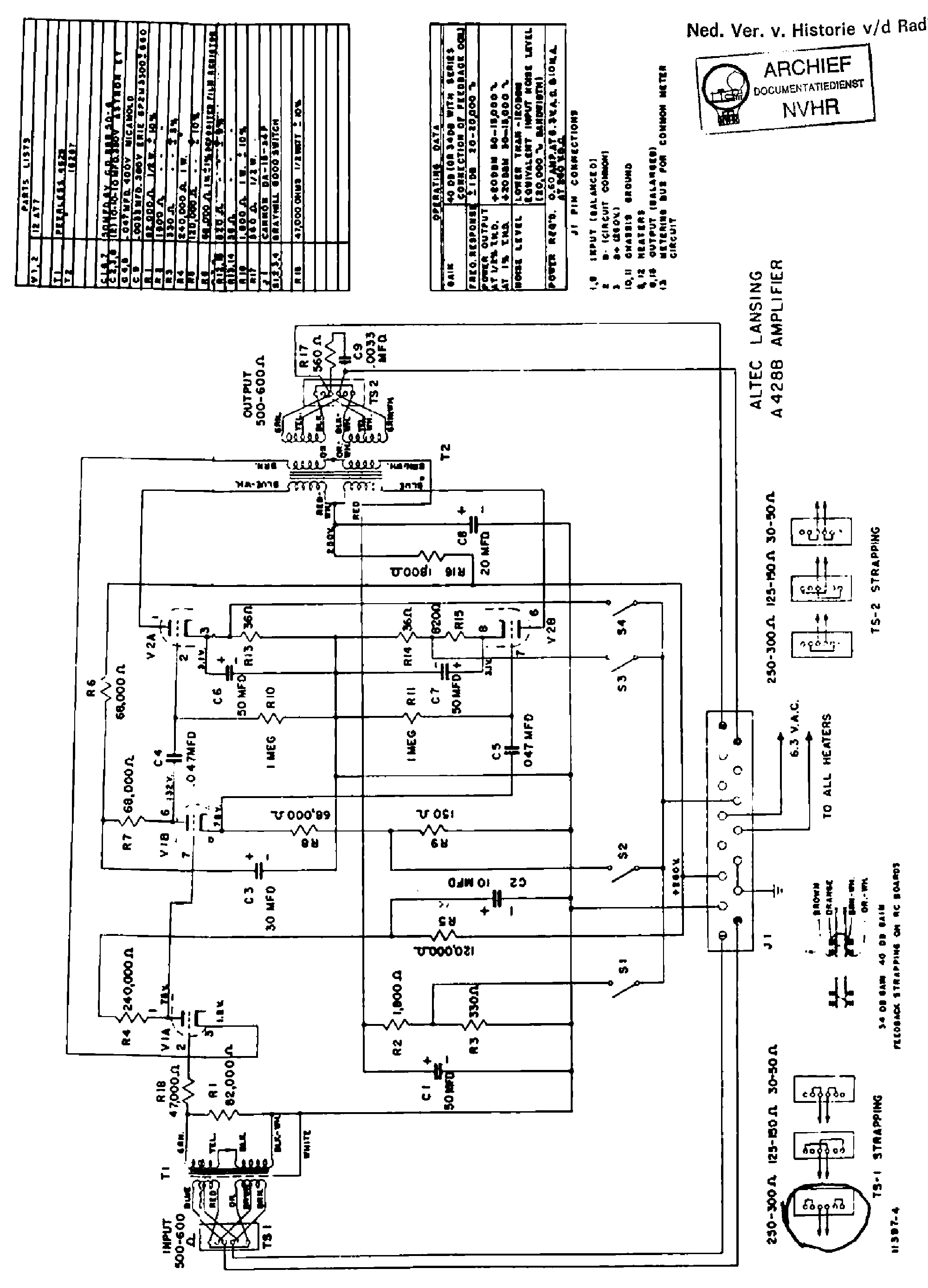 Crossover Wiring Diagram