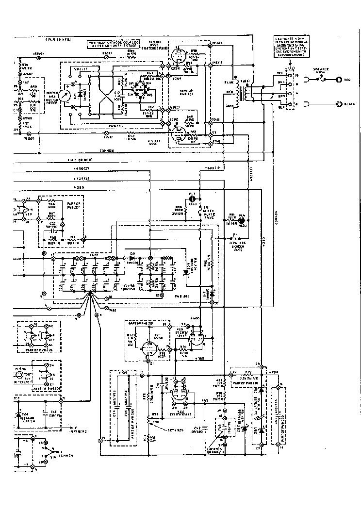 AUDIO-RESEARCH D79A SCH Service Manual download
