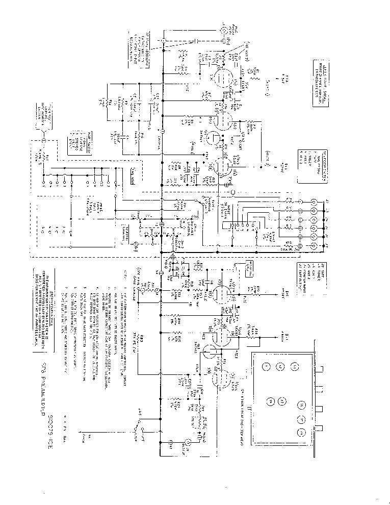 AUDIO-RESEARCH SP8 REV.E PREAMPLIFIER Service Manual