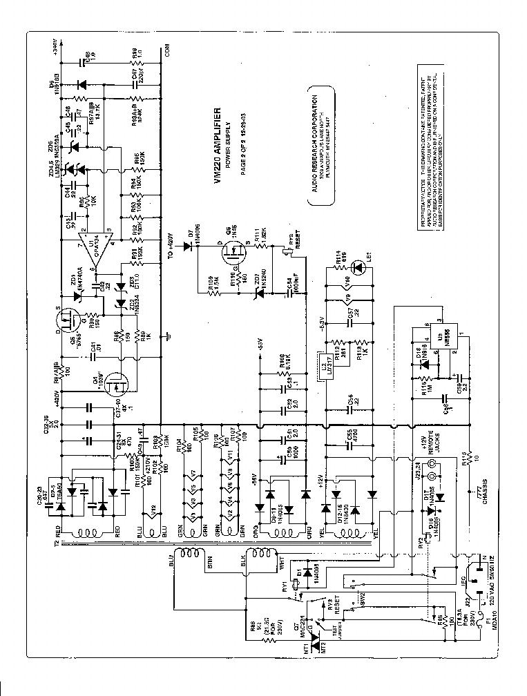 [MANUALS] Xfire Audio Xfr32s Repair Service Manual [PDF