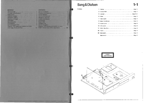 small resolution of bang olufsen beogram cd 5500 6500 7000 service manual 2nd page