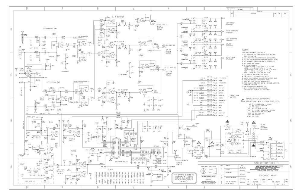 medium resolution of bose service schematics trusted wiring diagram rh 22 nl schoenheitsbrieftaube de bose 901 series vi specifications bose 901 cabinets