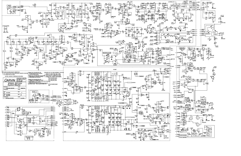 hight resolution of carvin legacy schematic schema wiring diagrams guitar amplifier schematics carvin legacy schematic
