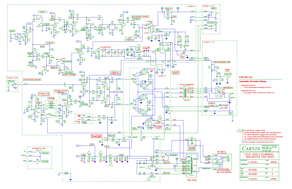medium resolution of carvin legacy schematic wiring diagram carvin pickup wiring carvin circuit diagrams wiring diagram todaycarvin wiring schematics