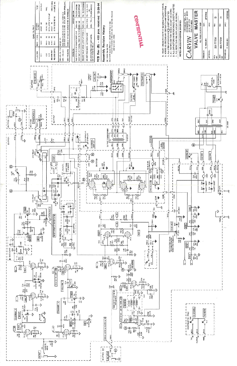 hight resolution of carvin v3 schematic wiring diagram today carvin v3 schematics wiring diagram toolbox carvin v3 schematic