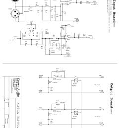 crown xls202 xls402 xls602 sch 1 service manual 2nd page  [ 1053 x 1489 Pixel ]