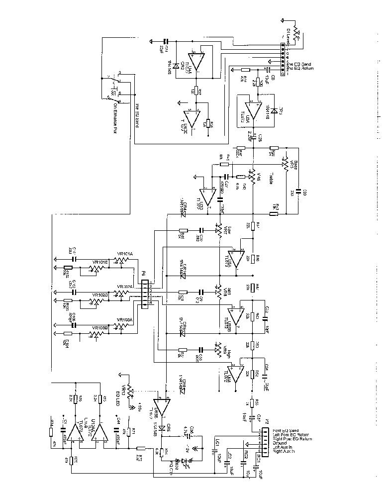 EDEN WT800 SCH Service Manual download, schematics, eeprom