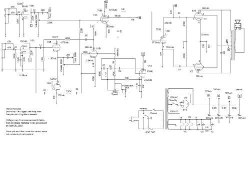 small resolution of alamo amp schematics wiring diagram log alamo amp schematics