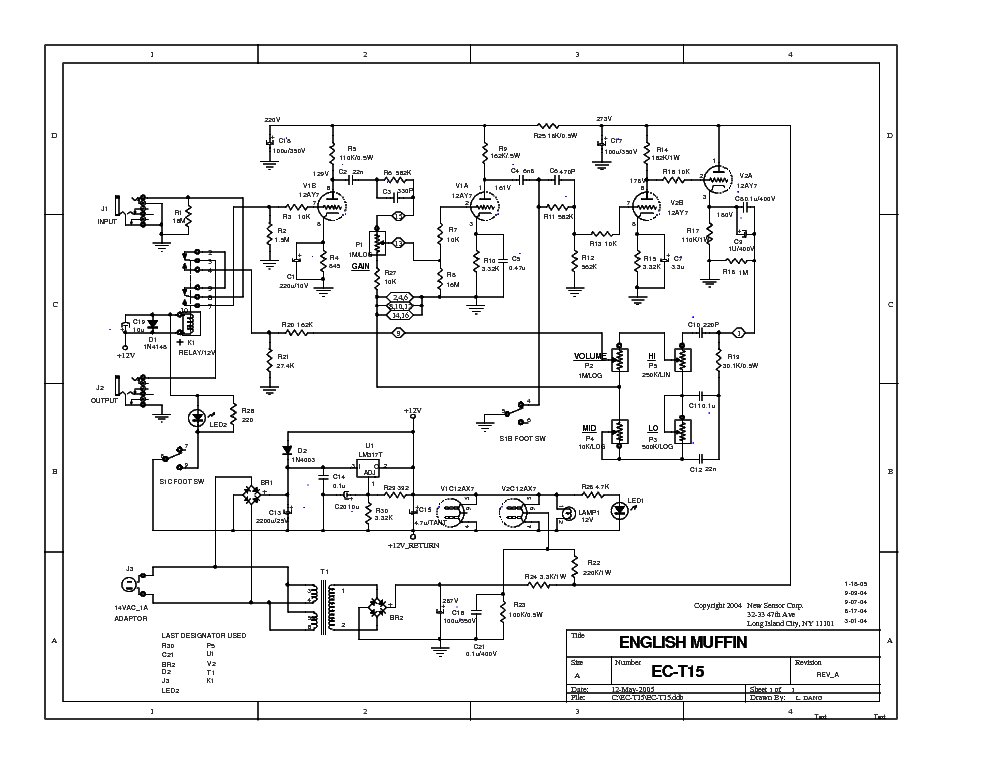 Newbie trying to design a tube overdrive