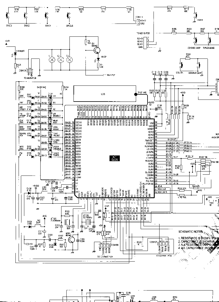 FIRST WATT F2 Service Manual download, schematics, eeprom
