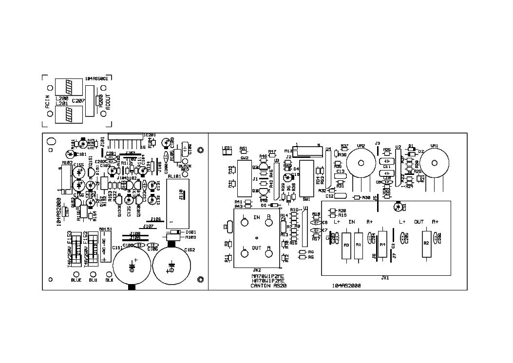 HECO SLAM 10A 12A Service Manual download, schematics