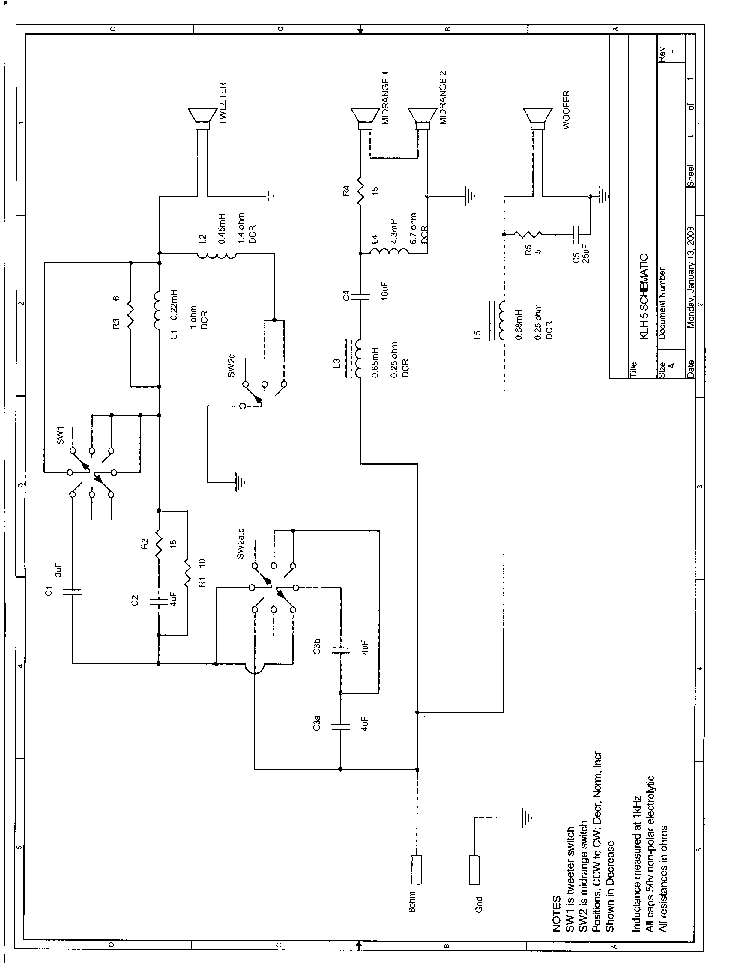 audio system wiring diagram programs