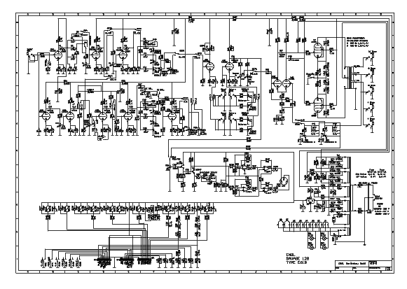 ENGL SAVAGE-120 SCH Service Manual download, schematics