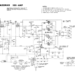fender forums u2022 view topic 76 bassman 100 and traynor cabs fender mustang 1 schematic [ 4021 x 2598 Pixel ]