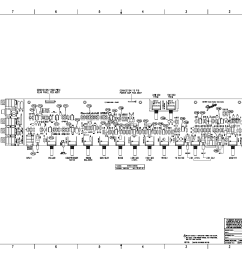fender bassman 250 fba schematic rev a service manual 2nd page  [ 1530 x 990 Pixel ]