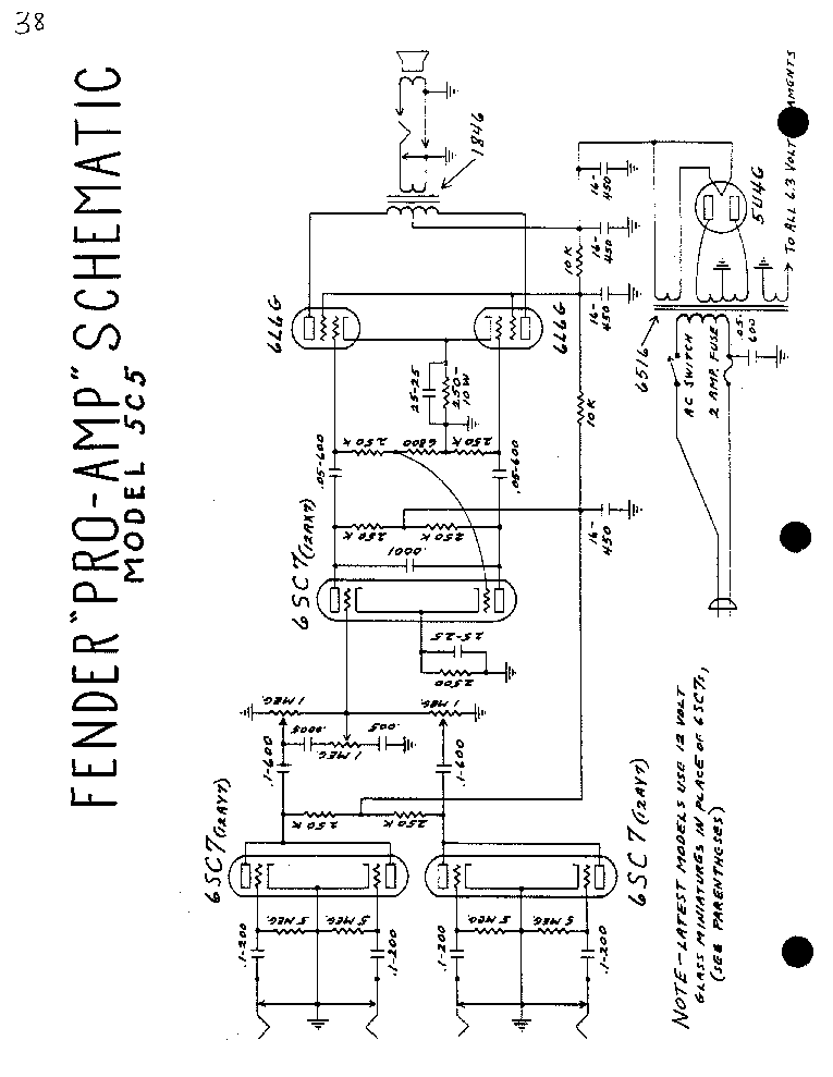 FENDER DELUXE-112-PLUS SCH Service Manual download