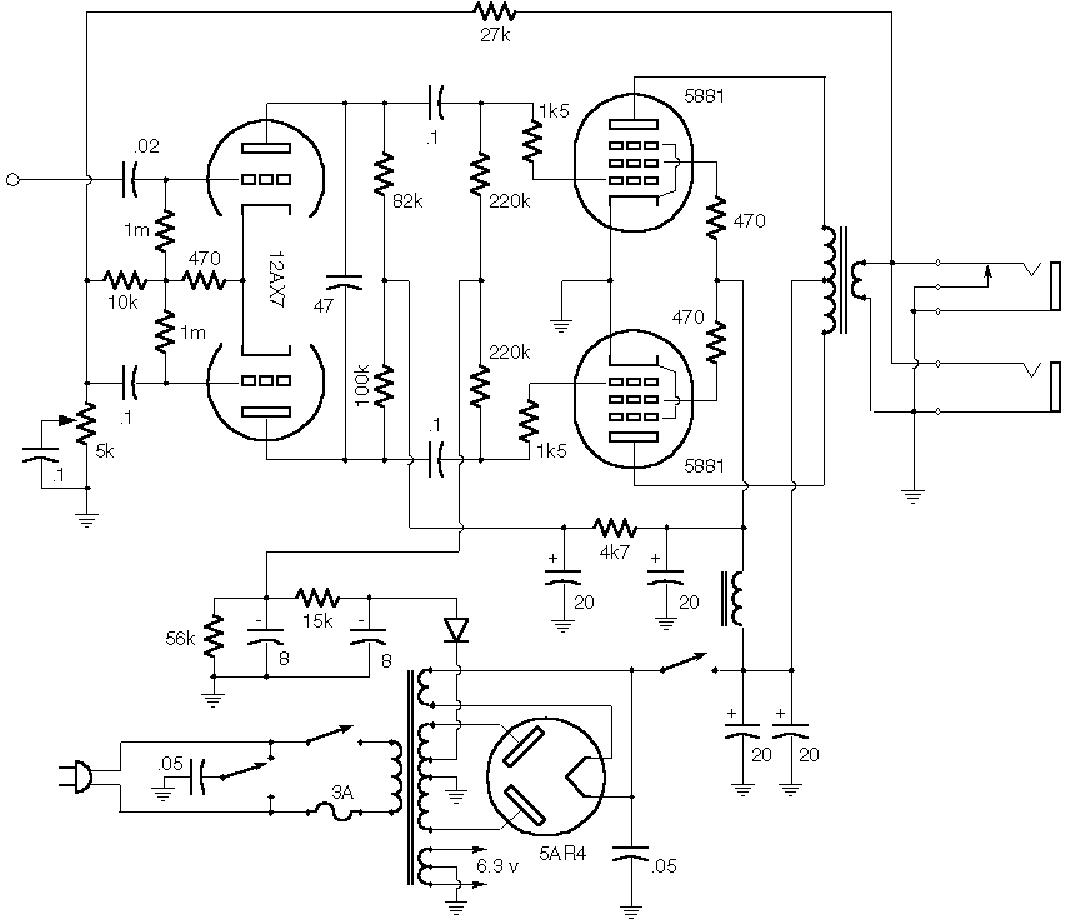 FENDER CHAMP-5E1 Service Manual free download, schematics
