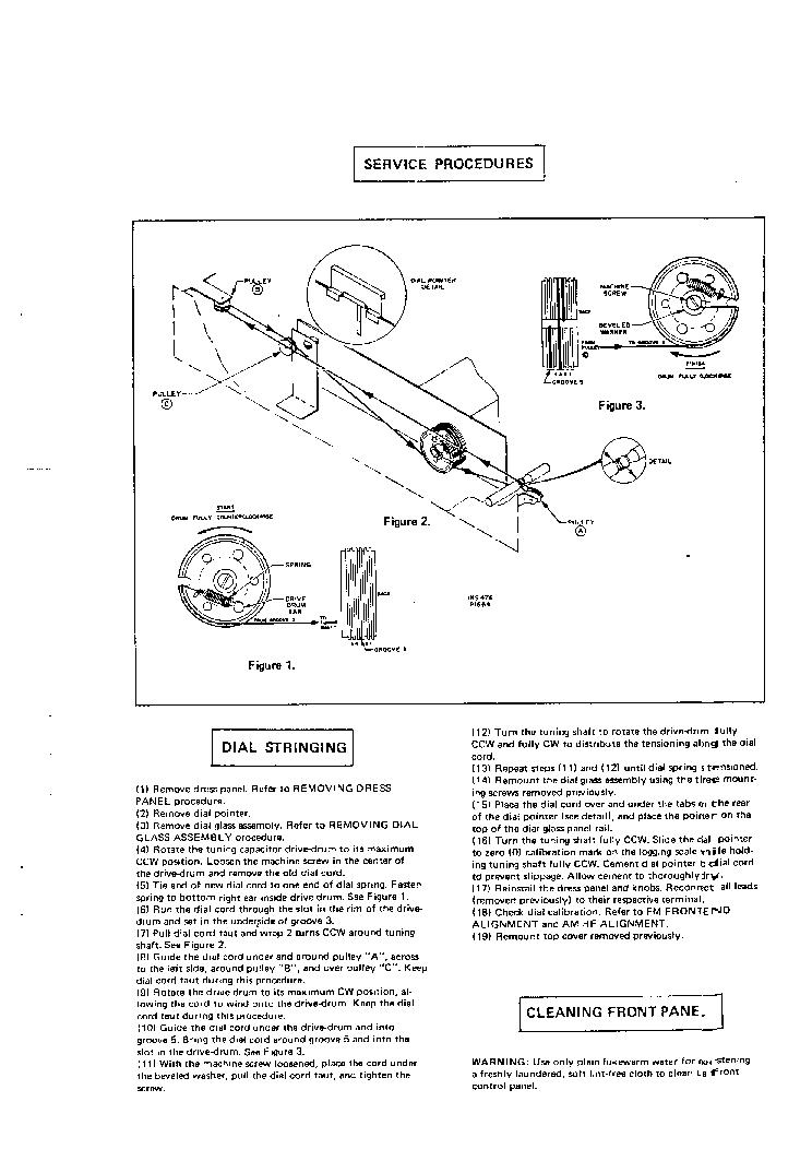FISHER 500-TX Service Manual download, schematics, eeprom