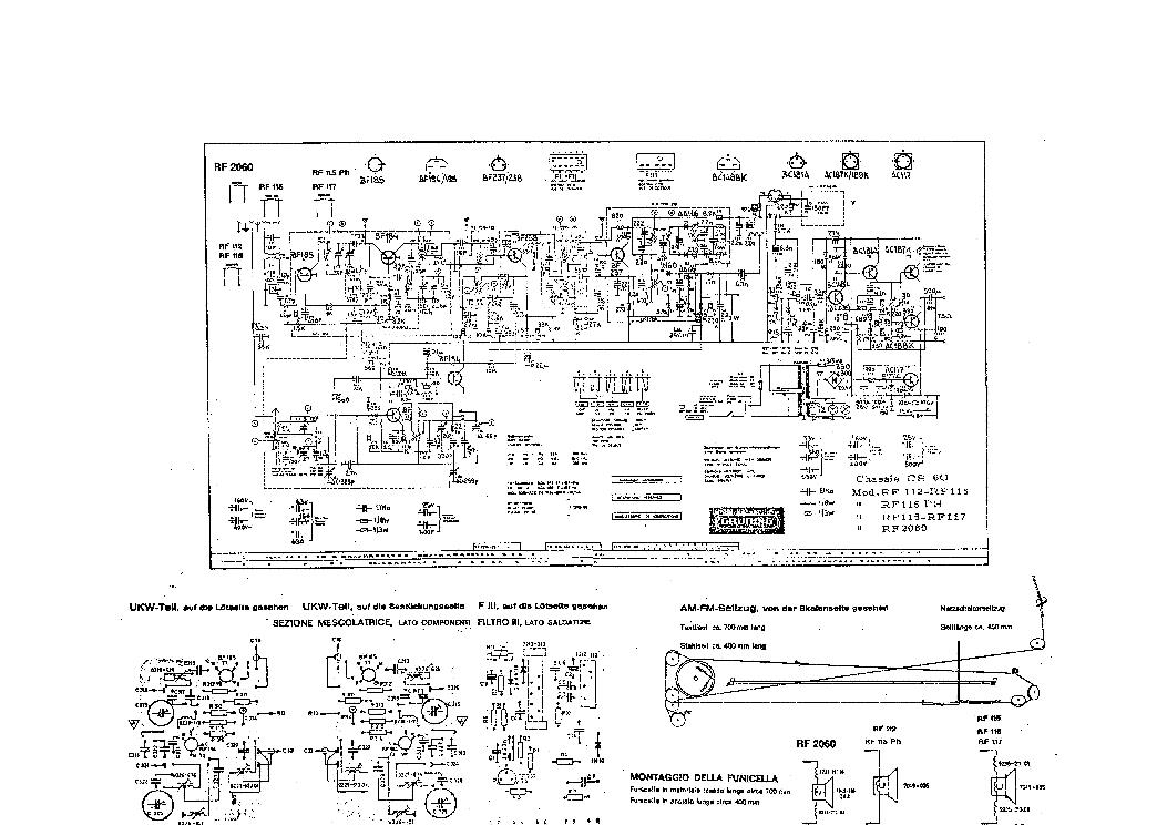 GRUNDIG 2010 Service Manual download, schematics, eeprom
