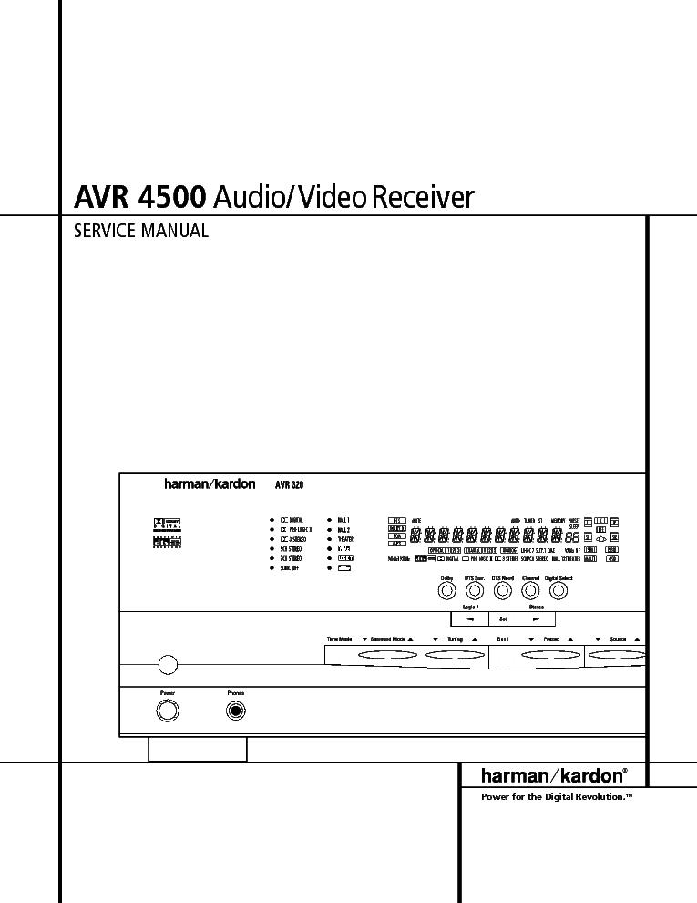 avr 435 manual