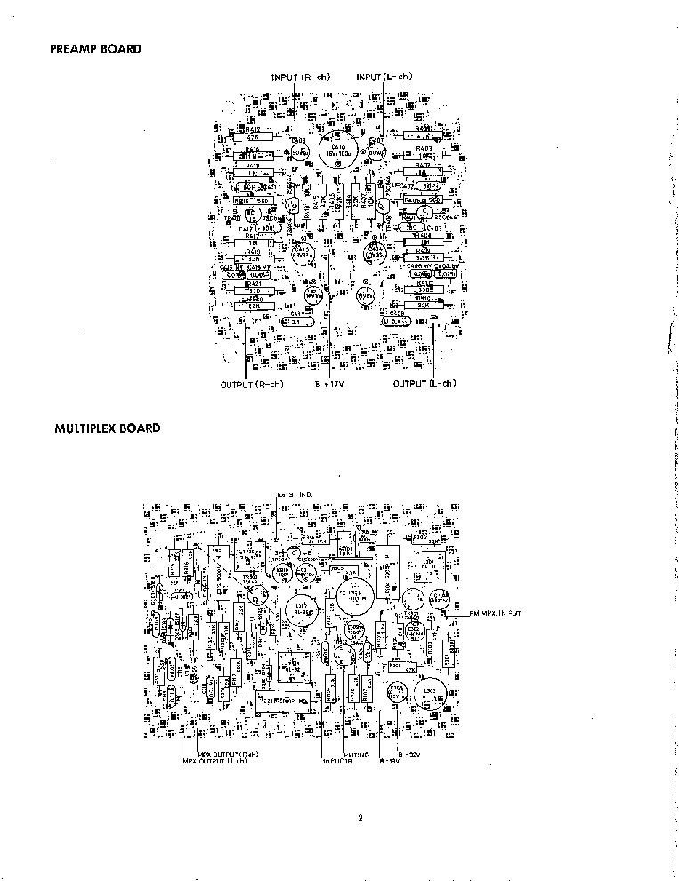 HARMAN-KARDON MODEL-330A B Service Manual download