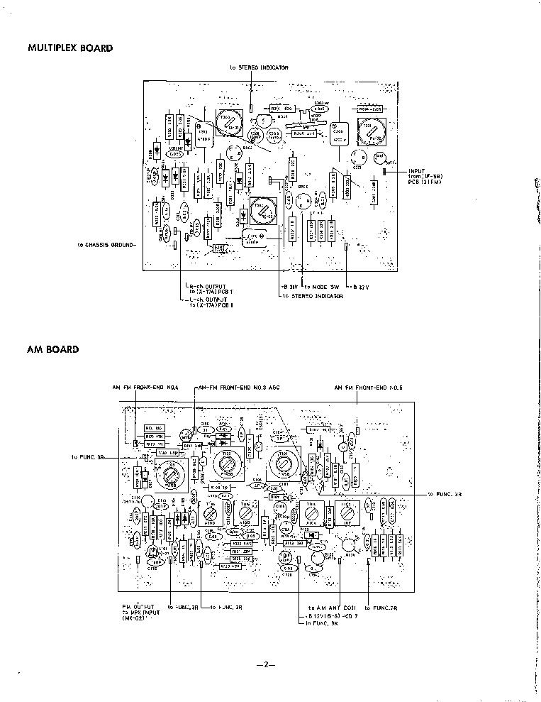 HARMAN-KARDON MODEL-50 Service Manual download, schematics