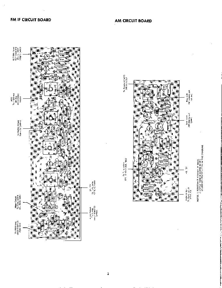HARMAN KARDON 630 SM Service Manual download, schematics