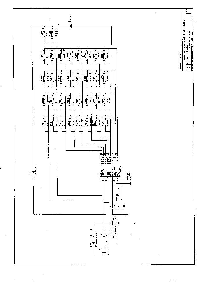 HARMAN KARDON HK-690 SCH Service Manual download
