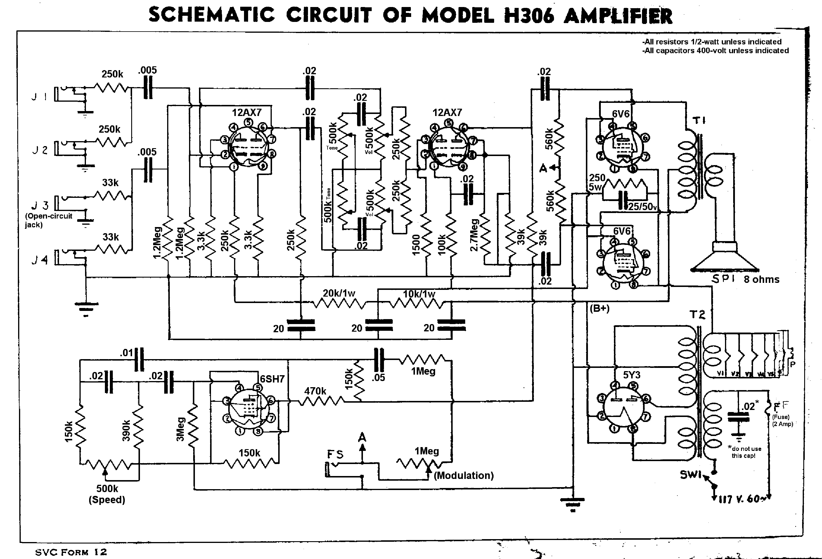 Rc Rich Guitar Wiring Diagram