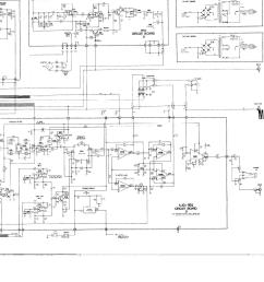 heathkit hr 1160 sch service manual 2nd page  [ 995 x 1172 Pixel ]
