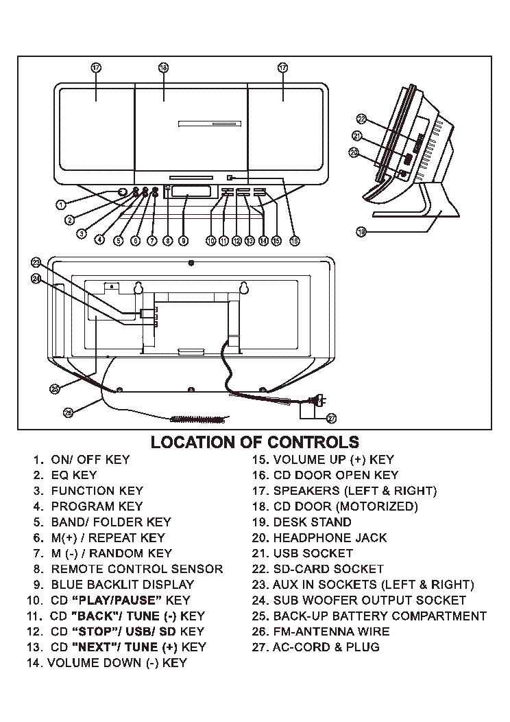 HYUNDAI 511-PM3UCI-230V SM Service Manual download