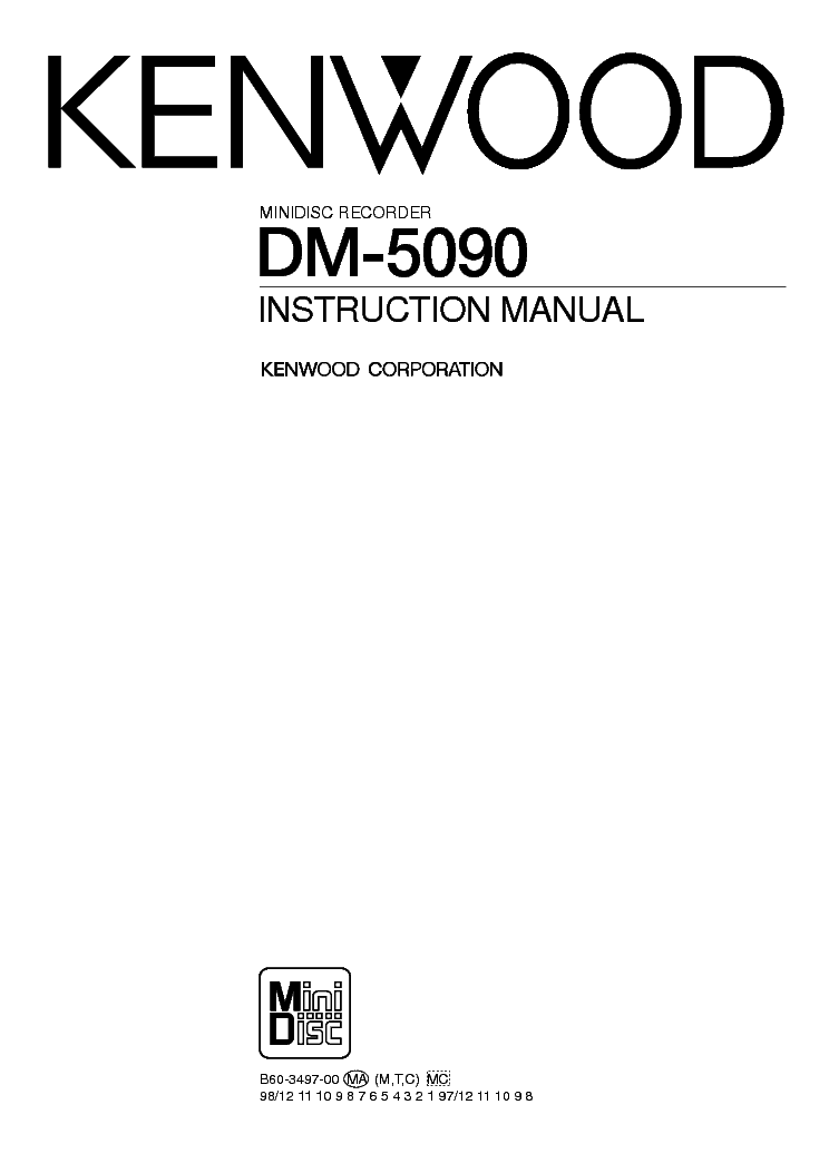 KENWOOD KA-57 Service Manual free download, schematics